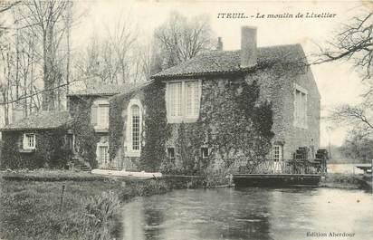 """. CPA FRANCE 86 """"Iteuil, Le moulin de Lizellier"""""""