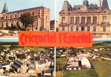 "CPSM  FRANCE 76 ""Criquetot l'Esneval"""