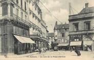 """86 Vienne . CPA FRANCE 86 """" Poitiers, Un coin de la place d'Armes"""""""