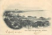 """Asie CPA  INDE """" Bombay, vue de Malabar Hill"""""""