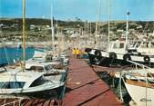 """76 Seine Maritime CPSM  FRANCE 76 """"Fécamp, un des pontons des Yachts"""""""