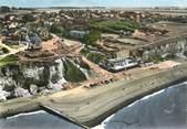 """76 Seine Maritime CPSM  FRANCE 76 """"Mesnil Val , la plage et le casino"""""""