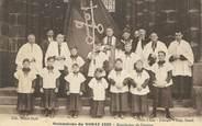 """87 Haute Vienne .CPA FRANCE 87 """" Le Dorat, Ostensions 1932, bénédiction du drapeau"""""""