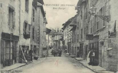 Cpa france 87 eymoutiers rue farge 87 haute vienne for 87 haute vienne france