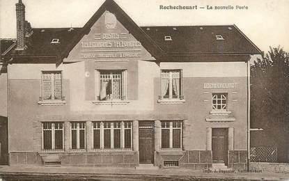 """.CPA FRANCE 87 """"Rochechouart,  La nouvelle Poste"""""""