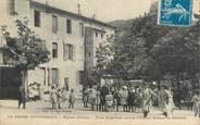 """26 DrÔme .CPA  FRANCE 26 """" Nyons, Ecole supérieure servant d'hôpital militaire en 1914-1918"""""""