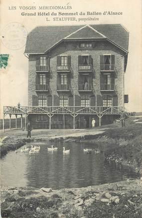 """.CPA   FRANCE 88 """"Le Ballon d'Alsace, Grand Hôtel"""""""
