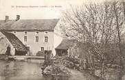 """45 Loiret .CPA   FRANCE 45 """" Briarres sur Essonne, Le moulin"""""""
