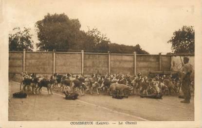 """.CPA   FRANCE 45 """" Combreux, Le chenil"""""""