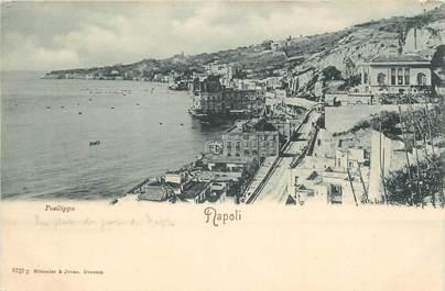 "CPA ITALIE ""Naples, Posilippo"""