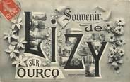 """77 Seine Et Marne CPA FRANCE 77  """"Lizy sur Ourcq"""""""