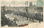 """45 Loiret .CPA  FRANCE 45 """"Orléans, La procession de Jeanne d'Arc, la maîtrise"""""""