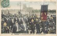 """45 Loiret .CPA  FRANCE 45 """"Orléans, La procession de Jeanne d'Arc, le Conseil Municipal"""""""