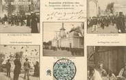 """45 Loiret .CPA  FRANCE 45 """"Orléans, Exposition de 1905, vues""""/ PIGEONS VOYAGEURS"""