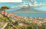 """Italie CPA ITALIE """"Naples, Panorama dal Vomero"""""""