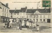 """77 Seine Et Marne CPA FRANCE 77  """"La Ferté Gaucher, Hotel de Ville"""""""