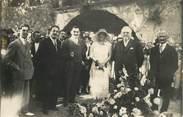 """France PHOTO ORIGINALE DE PRESSE /  FRANCE  06 """"Peille, bénédiction du drapeau du Cercle de l'Union avec la célèbre cantatrice Marry Garden"""""""