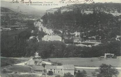 """.CPA  FRANCE 84 """" Lumières, Vue panoramique"""""""
