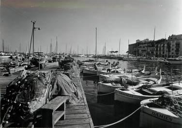 """PHOTO ORIGINALE DE PRESSE  /  FRANCE 06 """"Cannes, le port"""""""