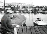 "France  PHOTO ORIGINALE DE PRESSE  /  FRANCE 06 ""Cannes, le  port """