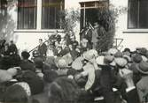 """France  PHOTO DE PRESSE ORIGINALE  /  FRANCE 11 """"Narbonne, Inauguration de la station oenologique par Léon Blum, 1936"""""""