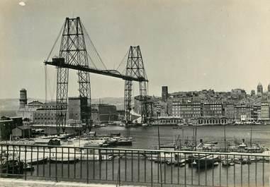 """PHOTO ORIGINALE  /  FRANCE 13  """"Marseille, le port"""""""