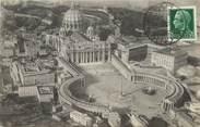 """Italie CPA ITALIE """"Rome, Piazza e Basilica di S. Pietro"""""""