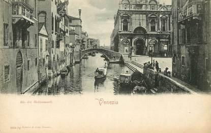 """CPA ITALIE """"Venise, Rio dei Medicamenti"""""""