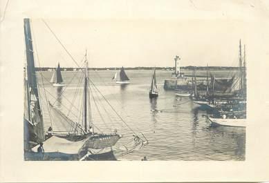 """PHOTO ORIGINALE / FRANCE 17 """"Royan, entrée du port, 1923"""""""