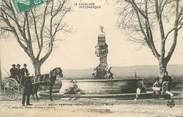 """84 Vaucluse .CPA  FRANCE 84 """"Pertuis, Monument François Morel"""""""