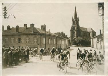 "PHOTO ORIGINALE / FRANCE 57 ""Woippy, le Tour de France Etape Metz Charleville"" / CYCLISME"