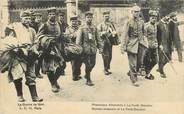 """77 Seine Et Marne CPA FRANCE 77  """"La Ferté Gaucher, Prisonniers allemands"""""""