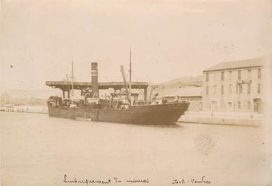 "PHOTO ORIGINALE / FRANCE 66 ""Port Vendres """