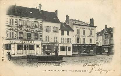 """CPA FRANCE 77  """"La Ferté Gaucher"""""""