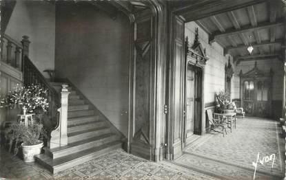 """.CPSM  FRANCE 77 """"Lagny, Château de Fontenelle"""""""