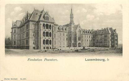 "CPA LUXEMBOURG ""Fondation Pescatore"""