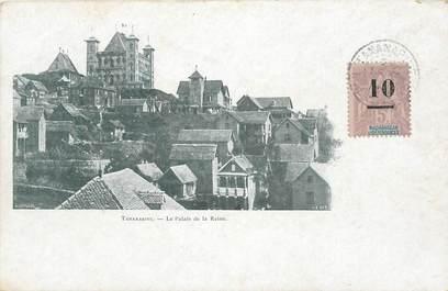 """CPA MADAGASCAR """"Tananarive, le Palais de la reine"""""""