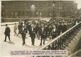 """75 Pari PHOTO ORIGINALE / FRANCE 75 """"Paris, inauguration du pont Notre Dame"""""""