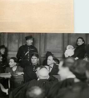 Photo originale france 75 paris proc s des espions de for Chambre correctionnelle paris