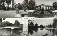 """77 Seine Et Marne .CPSM   FRANCE 77 """"Chelles, Vues"""""""