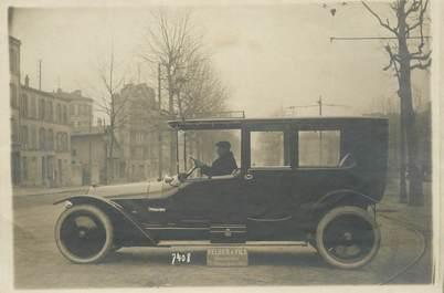 """PHOTO ORIGINALE / FRANCE 75 """"Paris"""" / AUTOMOBILE"""