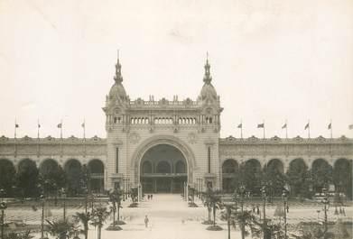 """PHOTO ORIGINALE / FRANCE 75 """"Paris, Exposition de 1900"""""""