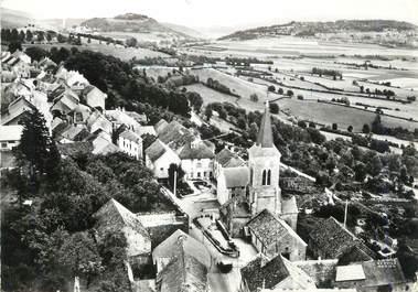 """.CPSM  FRANCE 21 """"Sombernon, L'église et le haut du bourg"""""""