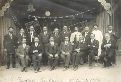 """LOT 14 PHOTO ORIGINALE / FRANCE 76 """" Le Havre, 1913"""""""