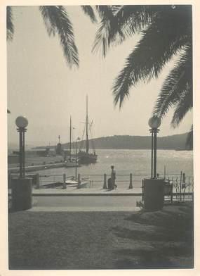 """PHOTO ORIGINALE / FRANCE 83 """"Sainte Maxime, le port"""""""