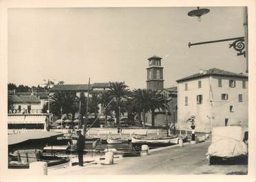 "PHOTO ORIGINALE / FRANCE 83 ""Sainte Maxime, le port """