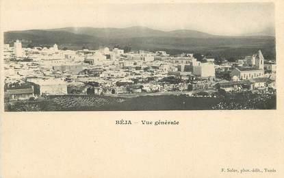 "CPA TUNISIE ""Béja, vue générale """