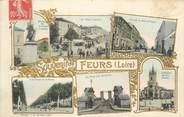 "42 Loire .CPA FRANCE 42 "" Feurs, Vues"""