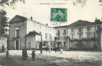 """.CPA FRANCE 42 """" Montbrison, La Sous-Préfecture"""""""