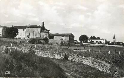 """.CPSM  FRANCE 42  """"Usson en Forez, Pensionnat Notre Dame dde Chambria"""""""